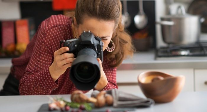 Why do you need a food photographer